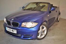 2010 BMW 1 SERIES 120I SPORT CONVERTIBLE PETROL