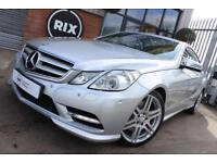 2013 62 MERCEDES-BENZ E-CLASS 2.1 E250 CDI BLUEEFFICIENCY S/S SPORT 2D AUTO 204