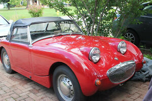 1960 Austin Healey Bug-Eye Sprite