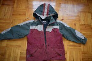 Garcon Manteau de pluie petit frimeuses 3T/Boy raincoat size 3T