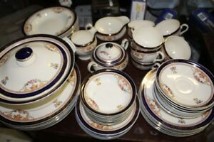 Antique Dinnerware Sets