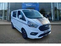 2020 Ford Transit Custom 320 SPORT DCIV L1 (185ps) AUTO - BI-XENON HEADLIGHTS,