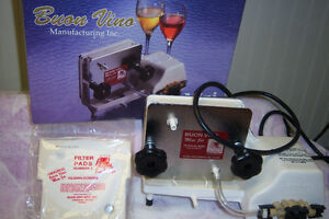 WINE FILTER and ACCESSORIES