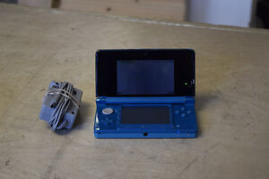 Original Nintendo 3DS with Stylus and Charger