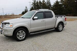 2008 Ford Explorer Sport Trac limited Pickup Truck