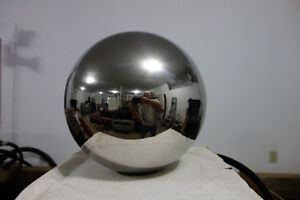 Stainless Steel Fountain Spheres - Price reduced!