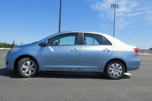 2009 Toyota Yaris Sedan