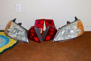 External Lights for Honda Civic