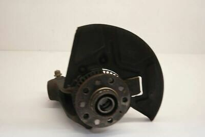 03 04 05 06 AUDI TT 6 CYLINDER COUPE FRONT DRIVER LEFT SPINDLE KNUCKLE OEM