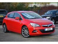 2012 Vauxhall Astra 2.0 CDTi 16V SRi Vx line [165] 5dr 5 door Hatchback