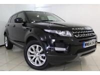 2014 64 LAND ROVER RANGE ROVER EVOQUE 2.2 SD4 PURE 5DR AUTOMATIC 190 BHP DIESEL