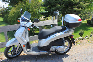 KYMCO PEOPLE 125S SCOOTER