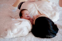 Lifestyle Newborn Sessions - Calgary photographer