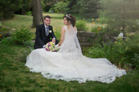 50% OFF WEDDING PHOTO $750 & VIDEO $850 ALL $1600 OR CHOOSE ONE