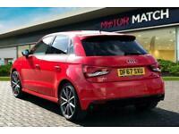 2018 Audi A1 S LINE BLACK ED NAV TFSI Hatchback Petrol Manual