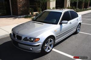 * 2002 BMW 3 SERIES *