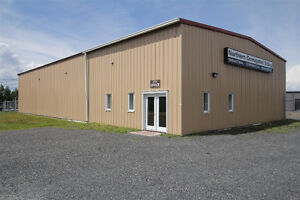 Valley Industrial Building For Lease