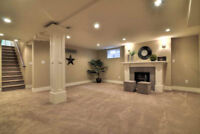 PRO-BUILT basements! Call today for your free estimate.