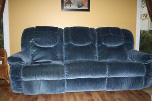 Fauteuil inclinable 3 places