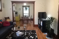 Room for rent near downtown July & August
