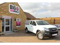 2012 ISUZU D-MAX INTERCOOLER TD EXTENDED CAB PICK UP DIESEL