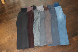 Size small maternity pants
