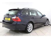 2008 08 BMW 3 SERIES 2.0 320D EDITION SE TOURING 5DR AUTOMATIC 174 BHP DIESEL