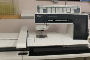 Pfaff Vision Embroidery and Utility Sewing Machine