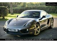 2013 Porsche Cayman 2.7 24V - 5,854 OPTIONS - BEAUTIFUL EXAMPLE Coupe Petrol Man