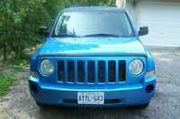 2008 Jeep Patriot Sport / North Edition 4x4 Safetied & E-Tested