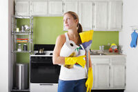 Book a Reputable Cleaner in Calgary at $28 for 2/hrs.