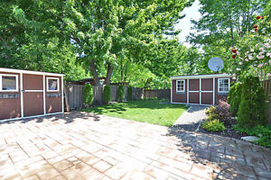 Semi Detached Raised Bungalow Basement Only in Mississauga Core
