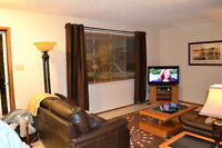 AVAILBLE NOW FULLY FURNISHED HOUSE IN DELISLE(CLOSE TO MINE)