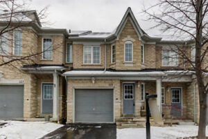RARELY OFFERED Townhouse W Finished Basement By Erin Mills