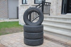 Pneus GoodYear Tires Fortera P245 70R16 4 saisons/seasons