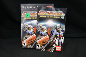 Mobile Suit Gundam For Playstation 2 (#156)