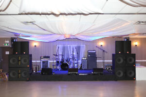 PA Rental - Speakers for Bands, Dances, DJs