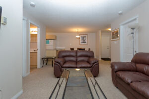 Finders Keepers!!  Great 2 bed/2 bath fully furnished suite!