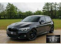 2019 19 BMW 1 SERIES 1.5 118I M SPORT SHADOW EDITION 3D 134 BHP