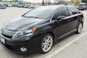 2010 Lexus HS 250h Sedan-Certified