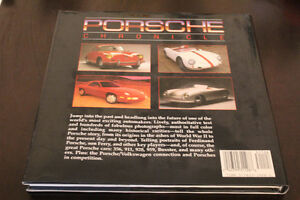 Porsche Chronicle BOOK: Do you own a few porches? Edmonton Edmonton Area image 2