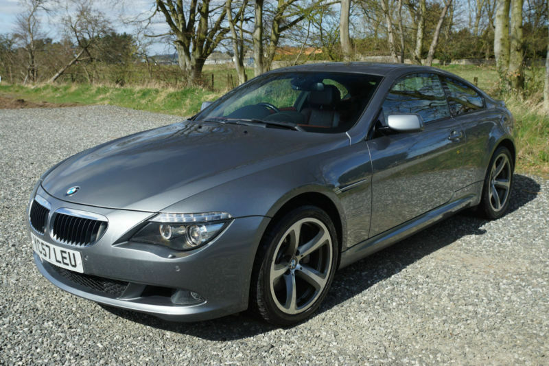 2008 BMW 635d GT Coupe - Twin Turbo Diesel - Grey - 67k miles | in ...