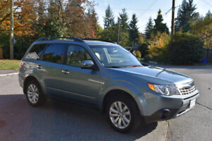 2012 Subaru Forester 2.5 Limited SUV, Crossover