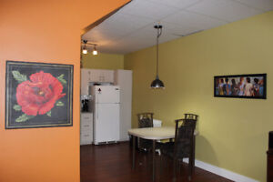Executive 2 bedroom downtown apartment available Nov 1