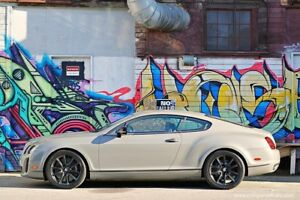 2010 Bentley Continental Supersports (LOW KM)