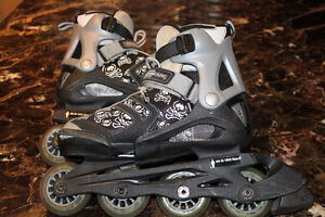 Youth - rollerblades extendibles