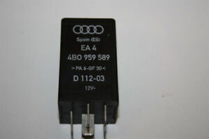 Audi relay 385  , for 1998 to 2004 models part no:4B0959589