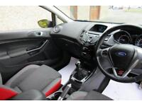 2013 Ford Fiesta 1.6 TDCi ECOnetic DPF Zetec S 3dr