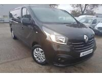New Renault Trafic Business 6 Seat Crew Van*£198 per Month - Finance Available*