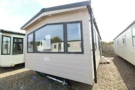 Static Caravan Mobile Home Arronbrook Topaz 32x12ft 2 Beds SC6854